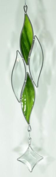 Zopf Aventurin grün klein
