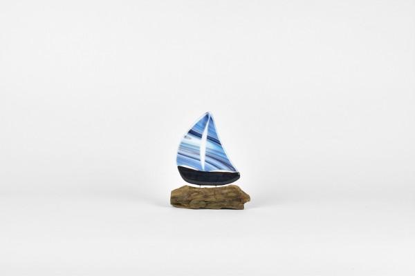 Segelboote klein mittel