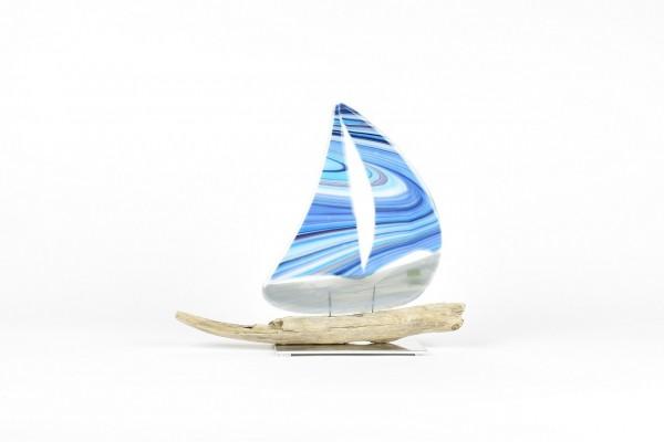 Segelboote groß mittel