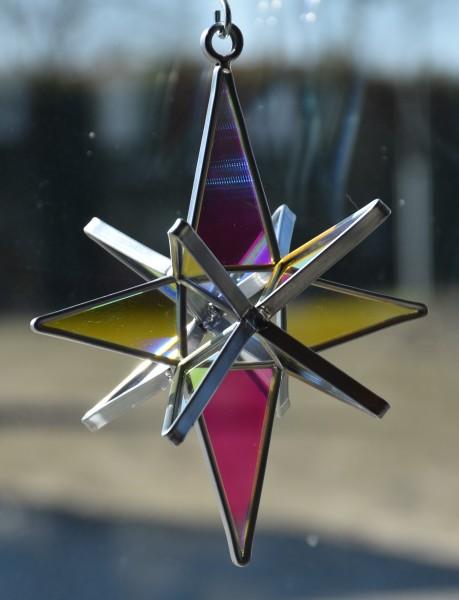 3-D Zauberstern klein