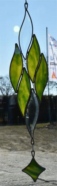 großer grün/gelber Zopf